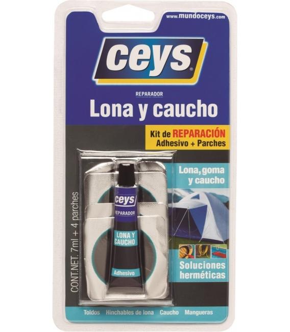 Adhesivo lona y caucho CEYS