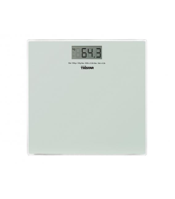 BASCULA ELECTR. 160KG TRISTAR WG-2419