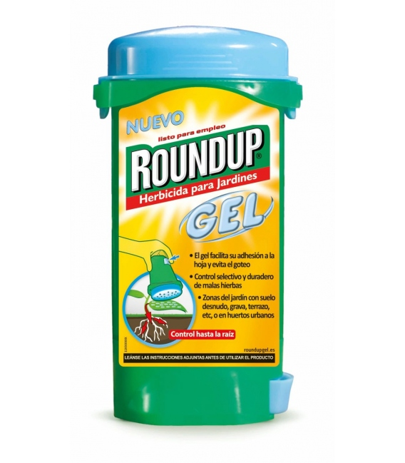 HERBICIDA GEL ROUNDUP 150 ML
