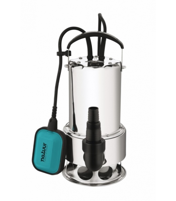 Bomba de agua NATUUR 1100 W Inox