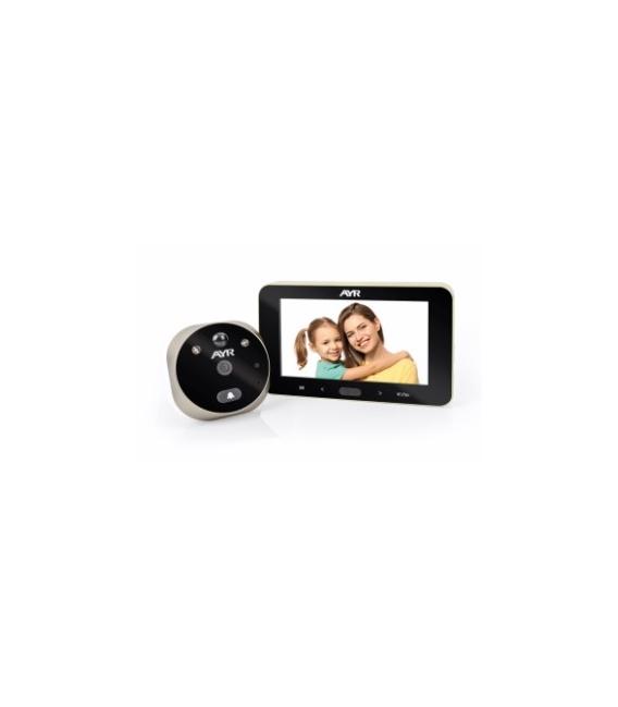 Mirilla digital puerta Full HD 759. AYR