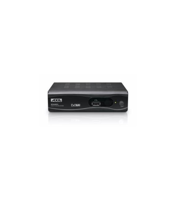 Receptor TDT T2 grabador HD. AXI