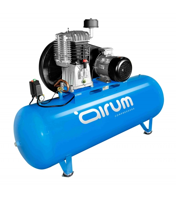 Compresor de aire transmisión por correas AIRUM