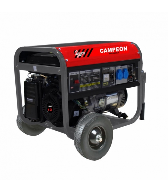 Generador eléctrico MK-6500 CAMPEON