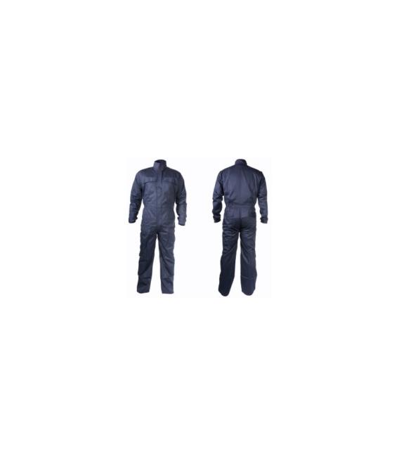 Buzo soldador algodón azul Talla M TOTAL WLR-400