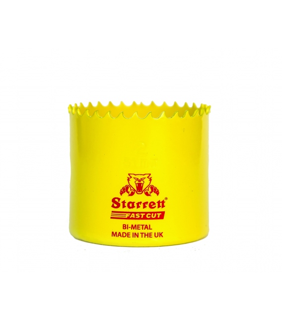 Corona perforadora bimetal STARRET 32mm
