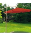 Parasol jardín 3mts aluminio terra NATUUR