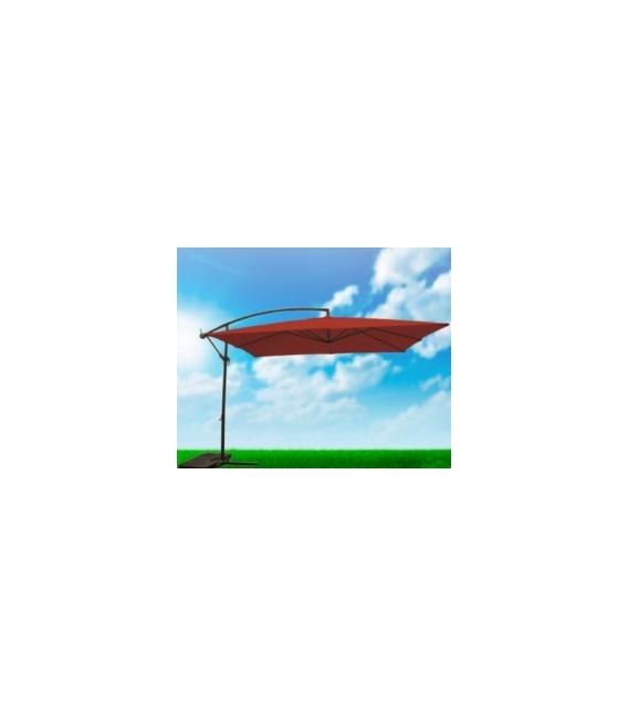 Parasol de jardín 3x3 NATUUR NT123516
