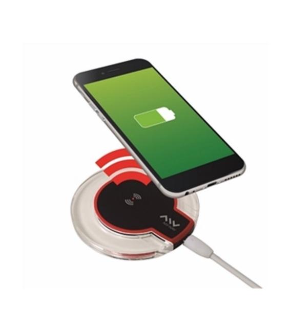 Cargador de móvil por inducción MYWAY