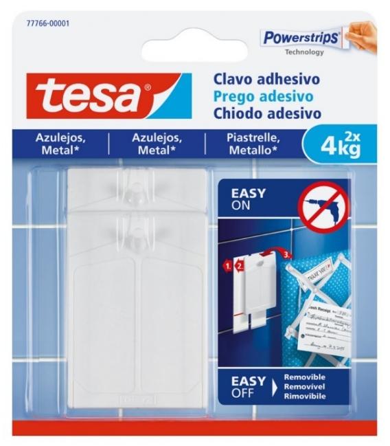 Colgador adhesivo TESA Powerstrips