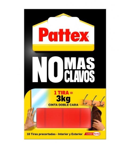 Cinta adhesiva PATTEX No más clavos