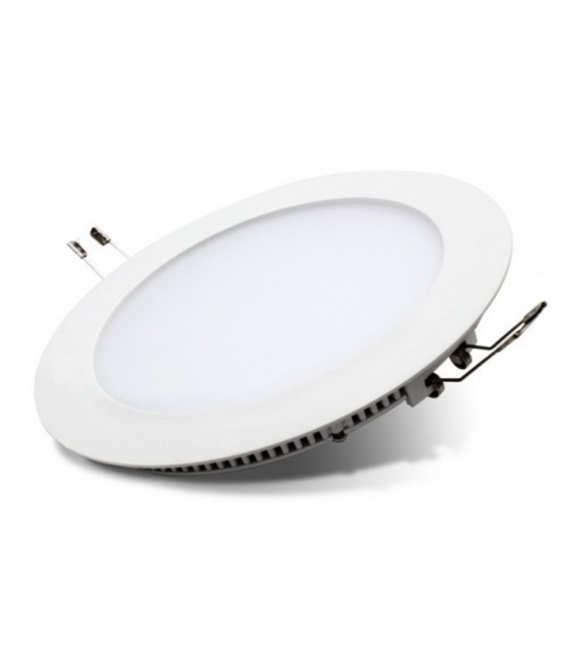 Downlight LED 20W redondo empotrar 4500K 1500LM V-TAC