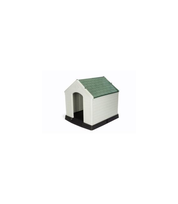 Caseta para perros exterior 66x73x69cm ZEUS