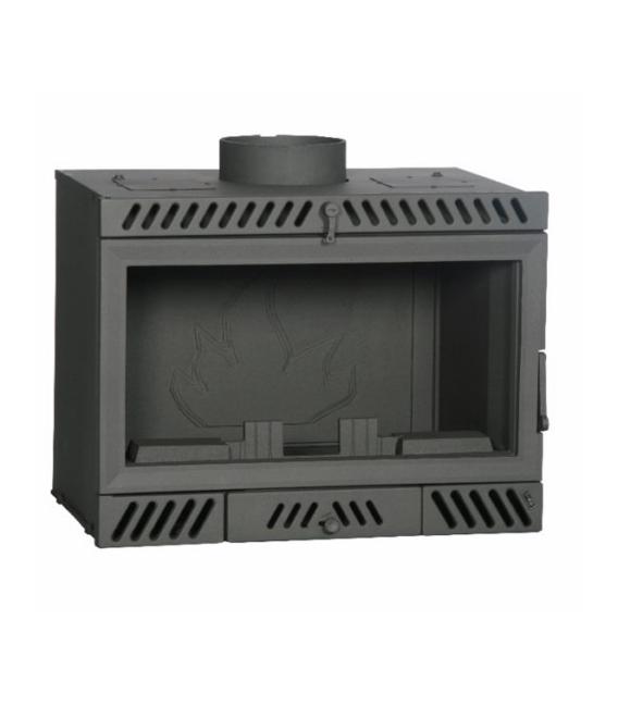 Cassete leña y carbón TJ de 9,5 Kw