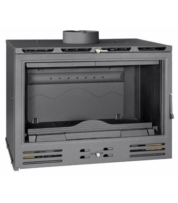 Cassete leña y carbón TJ de 12,6 Kw