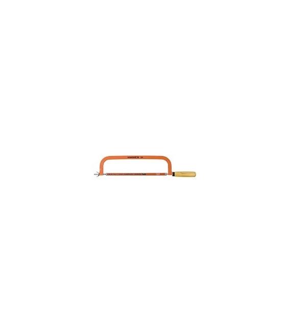 Arco de sierra mango recto madera 517mm BAHCO 304