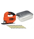 Sierra calar 65mm BLACK&DECKER KS501AT-QS
