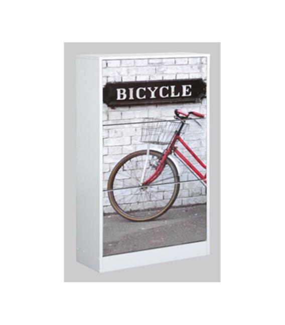 """Zapatero 3 puertas """"bicicleta"""" KIT CLOSET"""