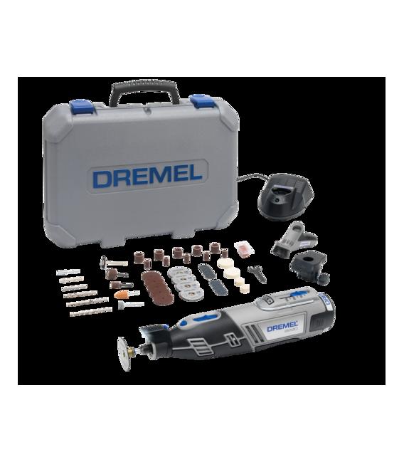 Heramienta multiple DR8220-2/45  bateria 12v 45 accesorios DREMEL F0138220JH