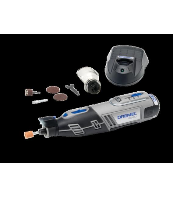 Heramienta multiple DR8220-1/5 bateria litio 12v 5 accesorios DREMEL F0138220JC