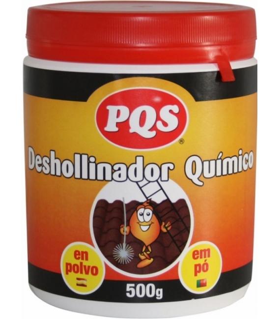 Deshollinador en polvo PQS 500gr
