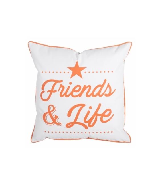 COJIN EXT. 45X45X12CM FRIENDS LIFE