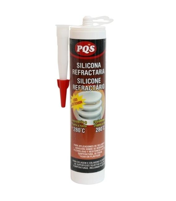 Silicona refractaria PQS