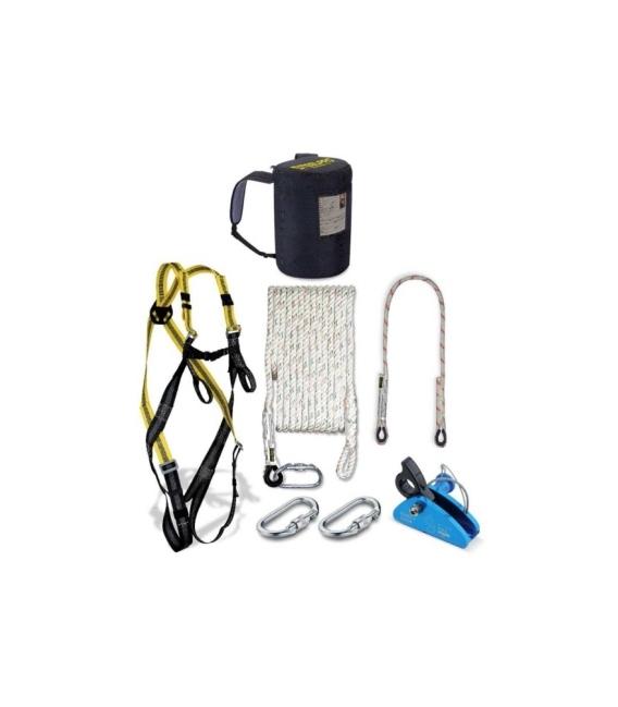 Arnes Seguridad Dorsal/Frontal Completo Dispositivo Wind. STEELPRO