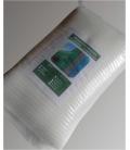 Malla protección fachada 6x10mt blanca. SEIMARK
