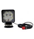 Proyector iluminación LED 12-24V. TECNOCEM