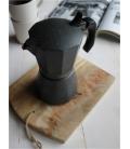Cafetera italiana inducción gris OROLEY Stone