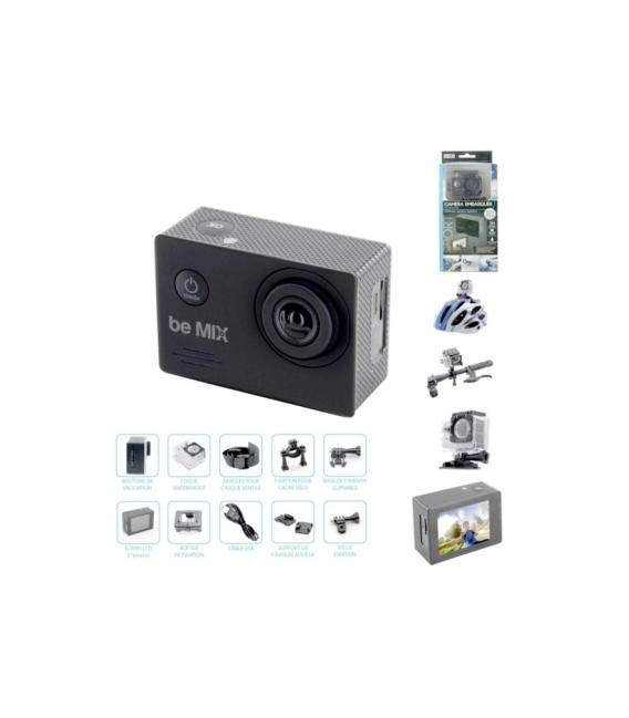 Camara Multimedia  HD 720P Negro. BE MIX