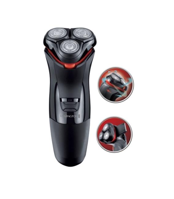 Afeitadora eléctrica Power Serie Aqua. REMINGTON