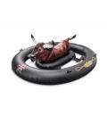 Colchoneta hinchable piscina 239x196x81cm INTEX