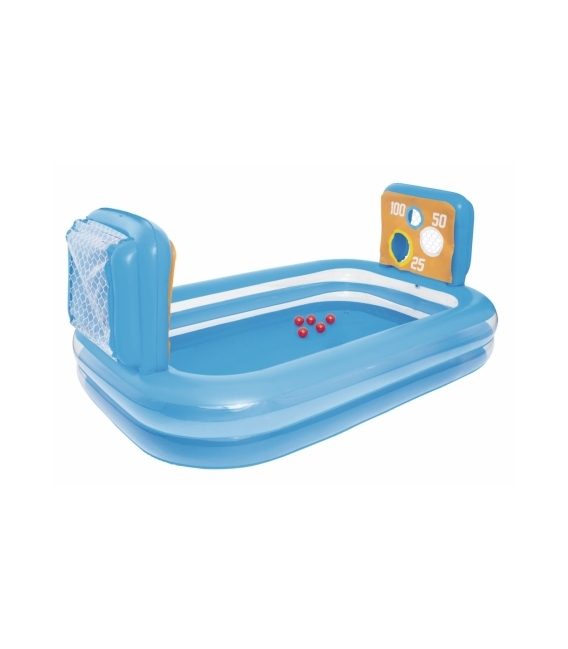Piscina hinchable rectangular BESTWAY