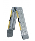 Rampa plegable aluminio 200x20cm 8kg. SVELT