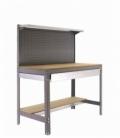 Banco de trabajo KIT SIMONWORK BT3 BOX 1200 GRIS/MADERA