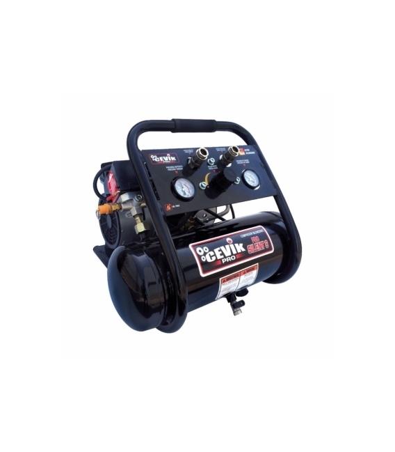 Compresor silencioso 1HP CEVIK Pro6silent
