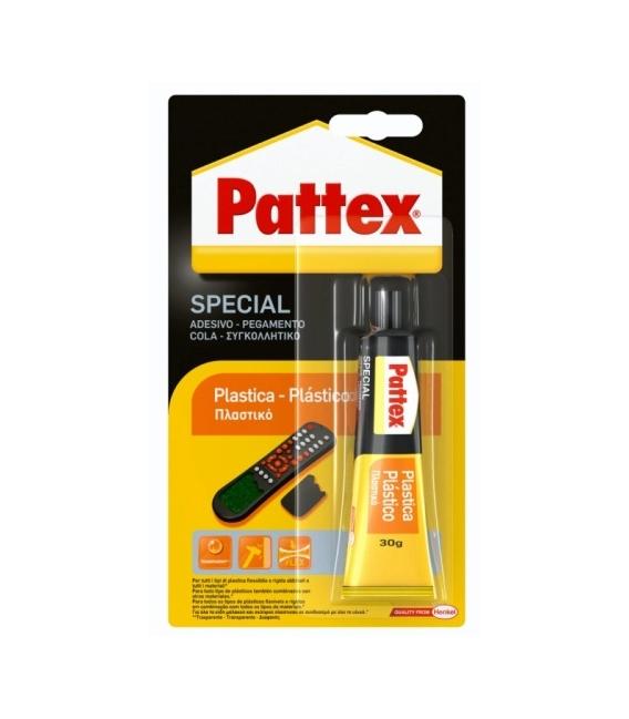 ADHESIVO PLASTICOS TRA 30 GR PATTEX