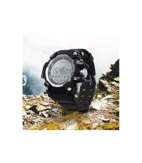 Reloj actividad y sueño Negro Sporttime. MUVIT I/O