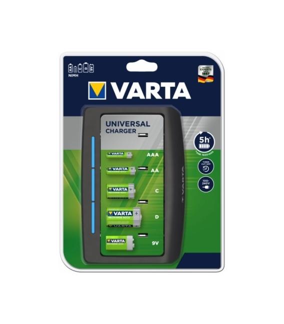 Cargador universal digital VARTA