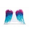 Colchoneta piscina hinchable 251x160cm INTEX Alas Angel