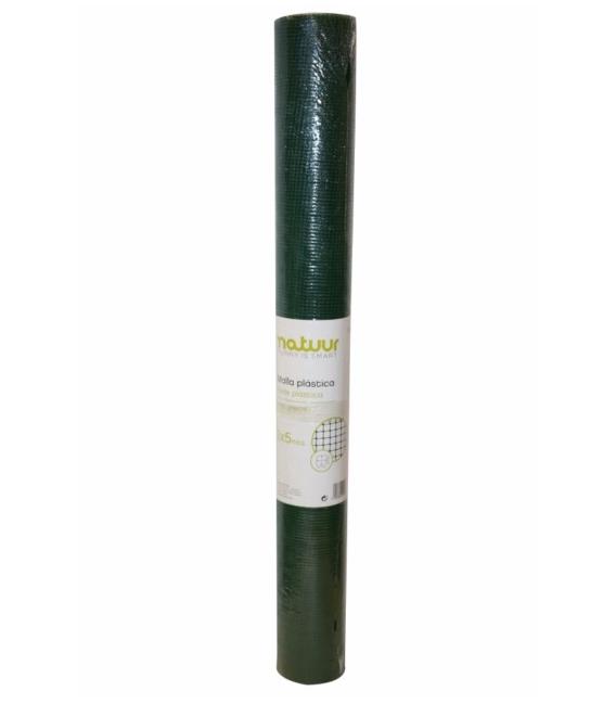 MALLA CDA L.M. 1X5MT VERDE NT121608