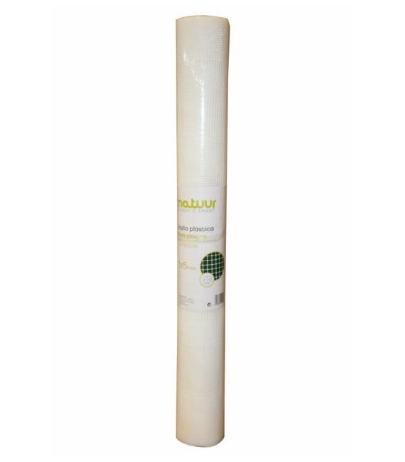 MALLA CDA L.M. 1X5MT BLANCO NT121609