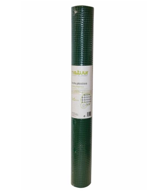 MALLA CDA L.M. 1X5MT VERDE NT121610