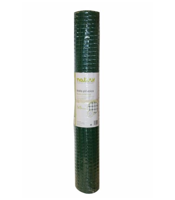 MALLA CDA L.M. 1X5MT VERDE NT121612
