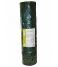 Malla protección cuadrada 1x25mt verde. NATUUR