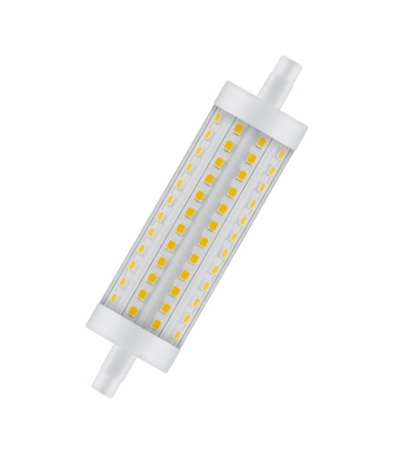 LAMPARA LED LINEAL 118MM 15W 2000LM 2700
