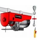 Polipasto eléctrico 1000w 250-500kg 11,5mt. EINHELL