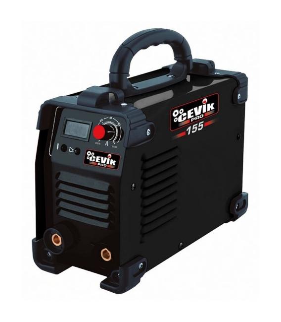 Grupo Soldar Inverter 120Amp/60% 3,25mm +Accesorios.Cevik